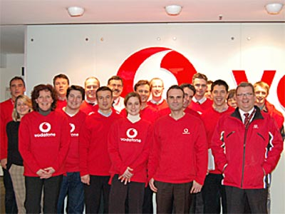 "culture vodafone Corporate social responsibility as an integral part of vodafone albania culture means:"" thinking of future by investing in sustainable business practices."