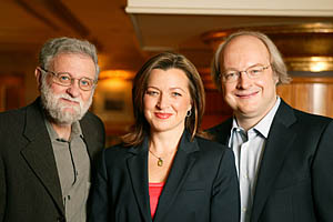 Emotion & Design project team: Donald A. Norman, Kara Pernice, and Jakob Nielsen