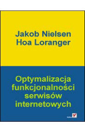 Book cover for the Polish Translation of Prioritizing Web Usability