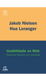 Book cover of the Portuguese Translation of Prioritizing Web Usability