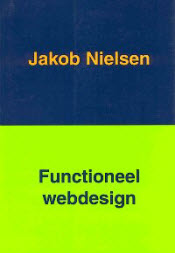 Book cover of the Dutch translation of Designing Web Usability