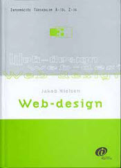 Book cover for Hungarian translation of Designing Web Usability